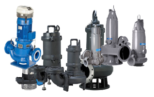 Sewage and Stormwater Pump Sales